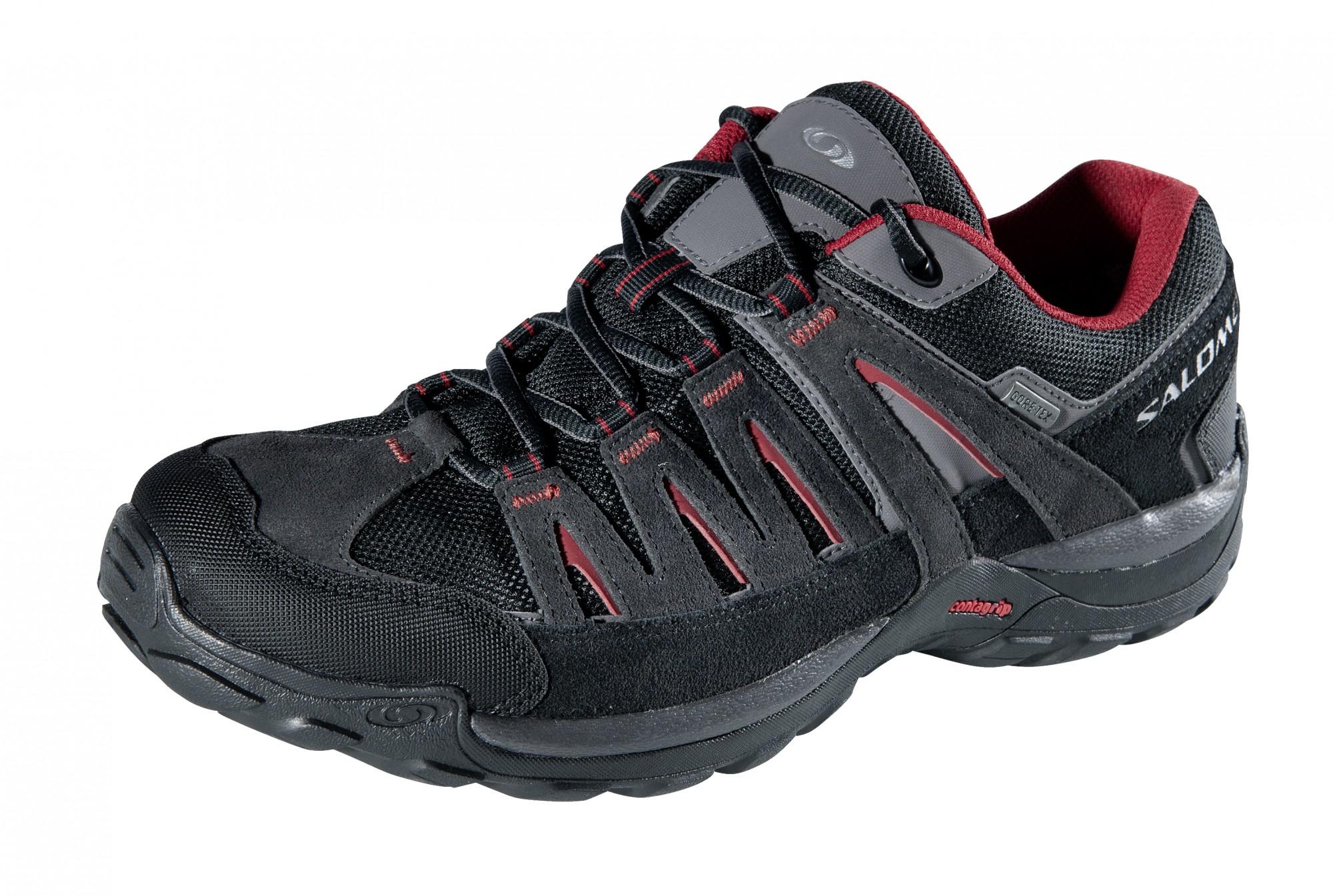 Salomon Outdoor Schuhe Velvet Gore Tex Gr. 46,5 UK 11,5 UVP