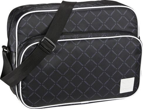adidas retro tasche airline vintage air bag mono x51163 messenger sporttasche. Black Bedroom Furniture Sets. Home Design Ideas