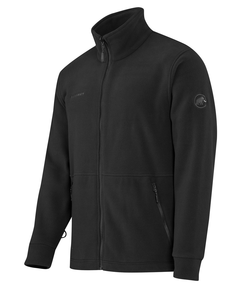 mammut innominata classic jacket herren schwarz fleecejacke fleece jacke ebay. Black Bedroom Furniture Sets. Home Design Ideas