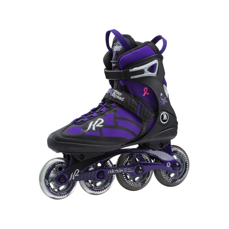 k2 inline skates alexis x pro speed damen ebay. Black Bedroom Furniture Sets. Home Design Ideas