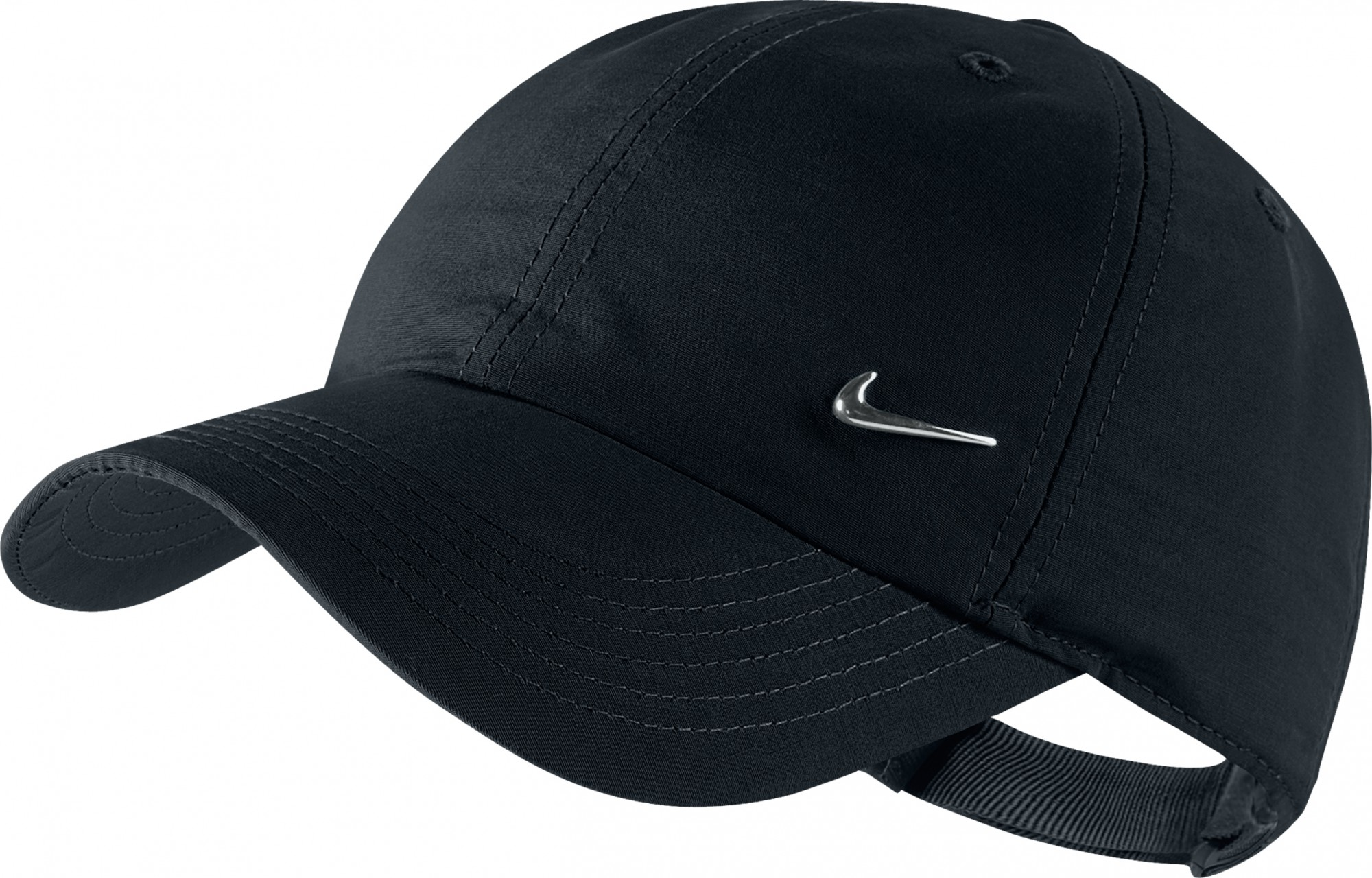 nike basecap metal swoosh cap verstellbar m tze baseball kappe hut ebay. Black Bedroom Furniture Sets. Home Design Ideas